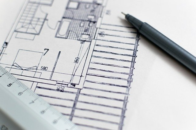 Ház alaprajz készítés